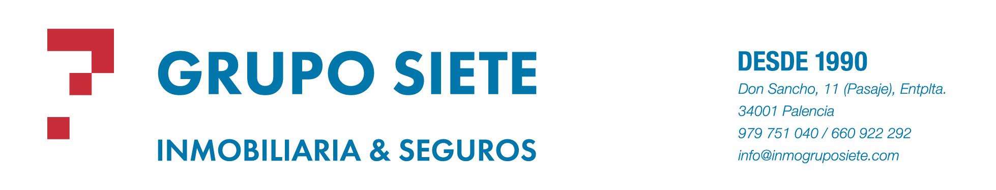 Logotipo de GRUPO SIETE INMOBILIARIA